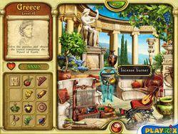 Call of Atlantis screen 1