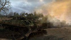 Call Of Duty 3 en marche vers paris image (10)