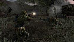 Call Of Duty 3 en marche vers paris image (11)