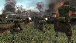 Call Of Duty 3 en marche vers paris image (12)