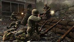Call Of Duty 3 en marche vers paris image (13)
