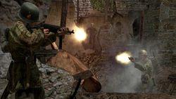 Call Of Duty 3 en marche vers paris image (14)