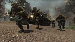 Call Of Duty 3 en marche vers paris image (15)