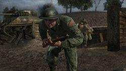 Call Of Duty 3 en marche vers paris image (16)