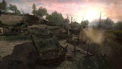 Call Of Duty 3 en marche vers paris image (17)