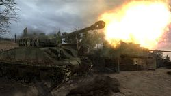 Call Of Duty 3 en marche vers paris image (18)