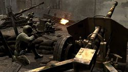 Call Of Duty 3 en marche vers paris image (1)