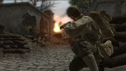 Call Of Duty 3 en marche vers paris image (20)