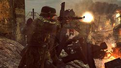 Call Of Duty 3 en marche vers paris image (22)