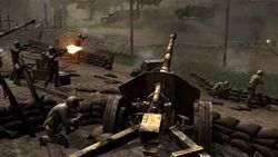 Call Of Duty 3 en marche vers paris image (2)