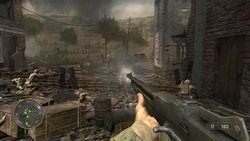 Call Of Duty 3 en marche vers paris image (4)