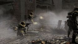 Call Of Duty 3 en marche vers paris image (7)