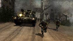 Call Of Duty 3 en marche vers paris image (8)