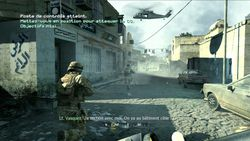 Call of Duty 4 Modern Warfare screen1