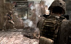 Call of Duty 4 Modern Warfare screen2