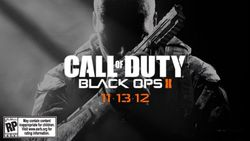 Call of Duty Black Ops 2 - sortie
