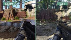 Call of Duty Black Ops 3 - comparatif Xbox One Xbox 360 - 1