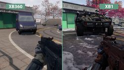Call of Duty Black Ops 3 - comparatif Xbox One Xbox 360 - 4