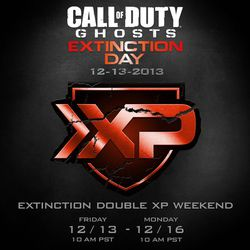 Call of Duty Ghosts - Extinction Day