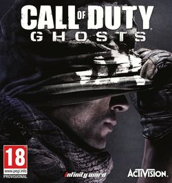 Call of Duty Ghosts - pochette