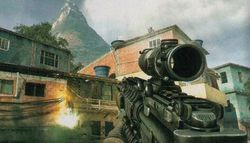 Call of Duty : Modern Warfare 2 - scan 1