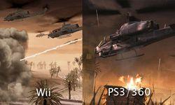 Call of Duty : Modern Warfare Reflex - comparatif 2