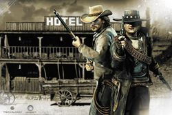 Call Of Juarez Bound In Blood   Image 1