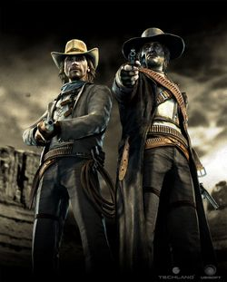 Call Of Juarez Bound In Blood   Image 2