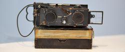caméra 3D première guerre mondiale