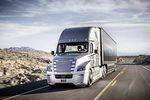 Des poids lourds autonomes sillonnent déjà les routes américaines