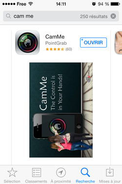 CamMe iPhone (1)