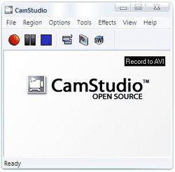 CamStudio screen2