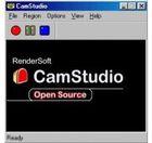 CamStudio : capturer l'activité de son ordinateur en image