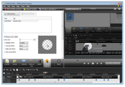 Camtasia Studio screen1