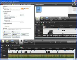 Camtasia Studio screen2