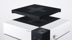 Canal + box