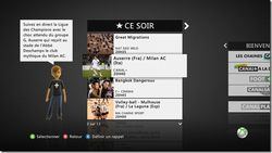 CanalSat Xbox live (2)