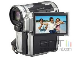 Canon ivis hd100 small