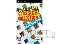 Capcom Classics Collection Reloaded - packshot