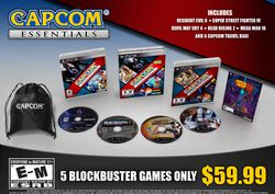 Capcom Essentials - PS3