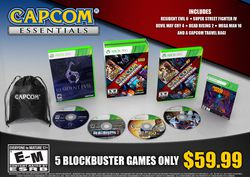 Capcom Essentials - X360