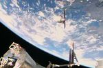 capsule Cygnus ISS