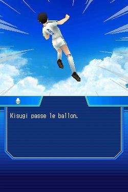 Captain Tsubasa : New Kick Off - 11