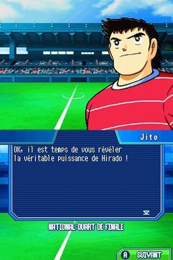 Captain Tsubasa : New Kick Off - 25