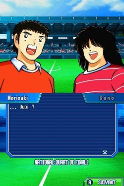 Captain Tsubasa : New Kick Off - 26