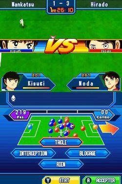 Captain Tsubasa : New Kick Off - 32