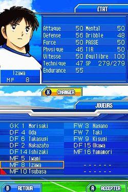 Captain Tsubasa : New Kick Off - 4