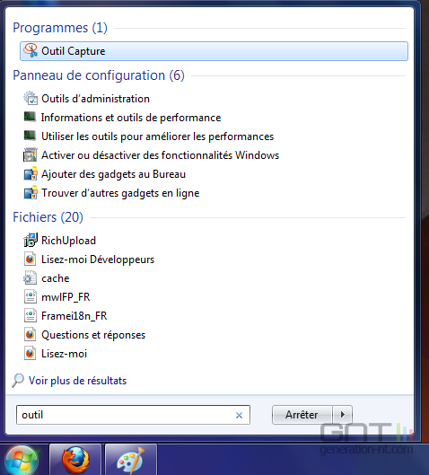 Capture cran windows 1 for Capture 2cran
