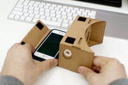 Cardboard Camera iOS.