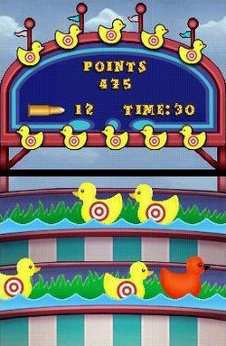Carnival Games DS   Image 2